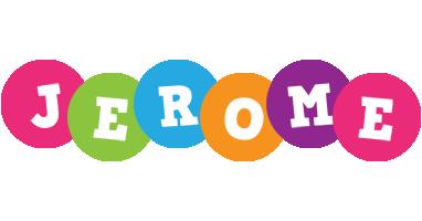 Jerome friends logo