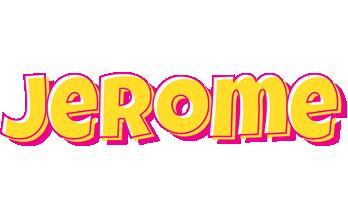 Jerome kaboom logo