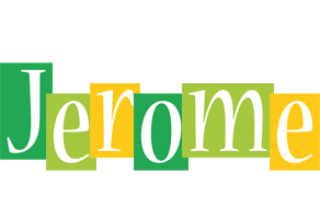 Jerome lemonade logo