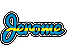 Jerome sweden logo