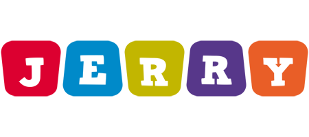 Jerry daycare logo