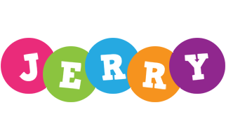 Jerry friends logo