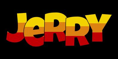 Jerry jungle logo