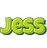 Jess summer logo