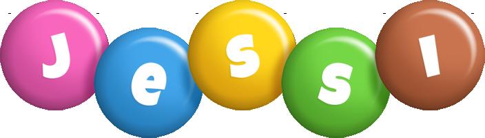 Jessi candy logo