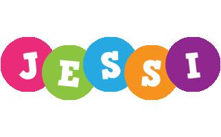 Jessi friends logo