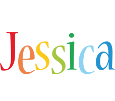 Jessica birthday logo