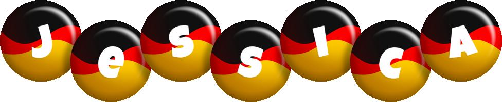Jessica german logo