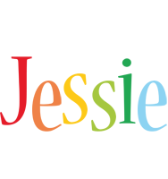 Jessie birthday logo