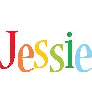 Jessie birthday logo