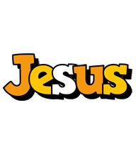 Jesus cartoon logo