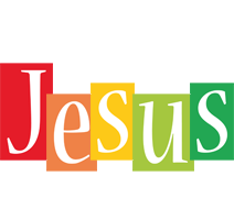 Jesus colors logo