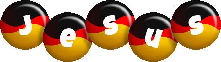 Jesus german logo