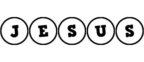 Jesus handy logo