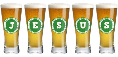 Jesus lager logo