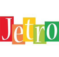 Jetro colors logo
