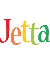 Jetta birthday logo