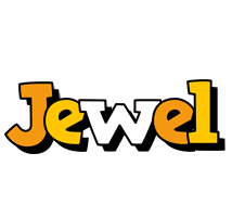 Jewel cartoon logo