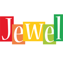 Jewel colors logo