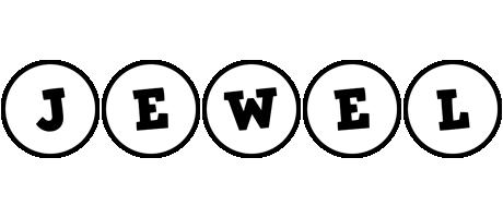 Jewel handy logo