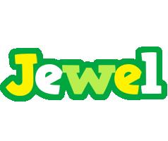 Jewel soccer logo