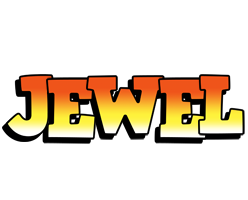 Jewel sunset logo