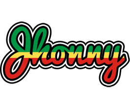 Jhonny african logo