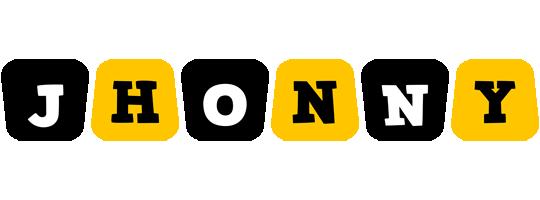 Jhonny boots logo