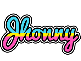 Jhonny circus logo