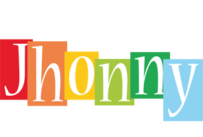 Jhonny colors logo