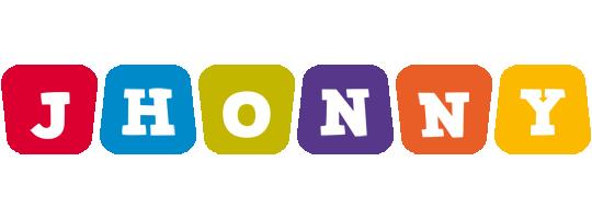 Jhonny daycare logo