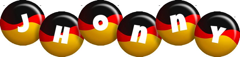 Jhonny german logo