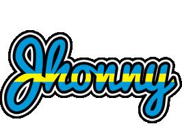 Jhonny sweden logo