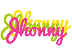 Jhonny sweets logo