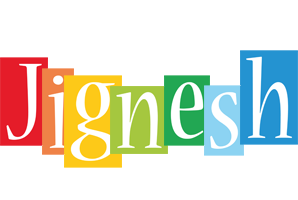 Jignesh colors logo