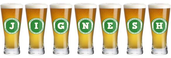 Jignesh lager logo