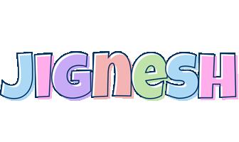 Jignesh pastel logo