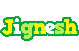 Jignesh soccer logo