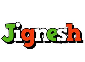 Jignesh venezia logo