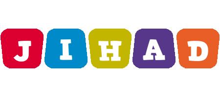Jihad daycare logo