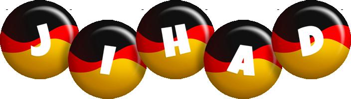 Jihad german logo