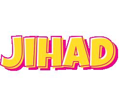 Jihad kaboom logo