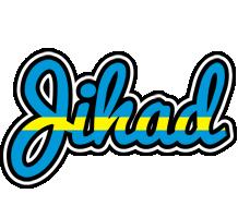 Jihad sweden logo