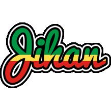Jihan african logo