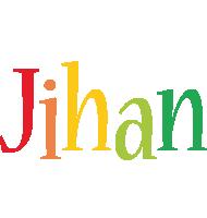 Jihan birthday logo