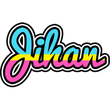 Jihan circus logo