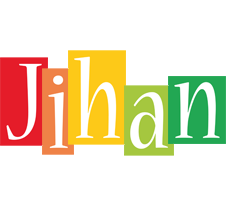 Jihan colors logo
