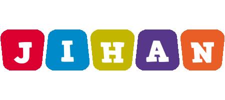 Jihan daycare logo