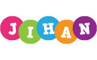 Jihan friends logo