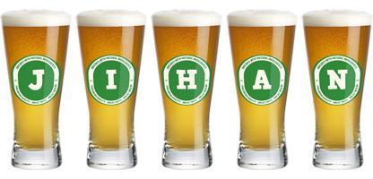 Jihan lager logo